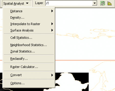ArcGIS - Zonal Statistics